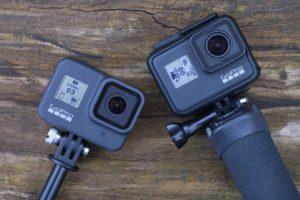 Как правильно выбрать карту памяти для камеры GoPro?